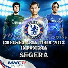 Indonesia VS Chelsea 2013