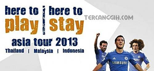 Chelsea Tur Asia 2013