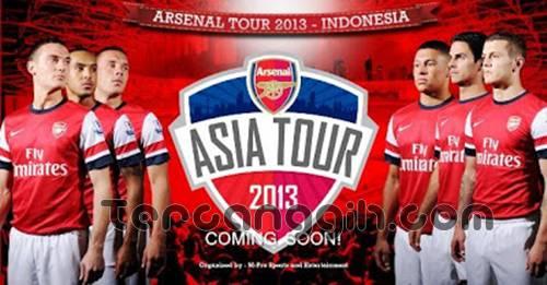 Indonesia VS Arsenal 2013