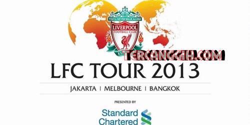 Jadwal Indonesia vs Liverpool 2013
