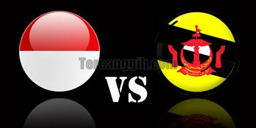 Indonesia VS Brunei Darussalam 2013