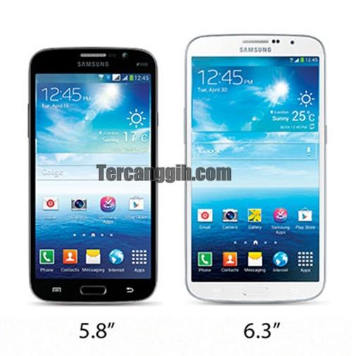 HP Samsung Galaxy Mega