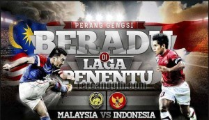 Indonesia VS Malaysia Sea Games 2013