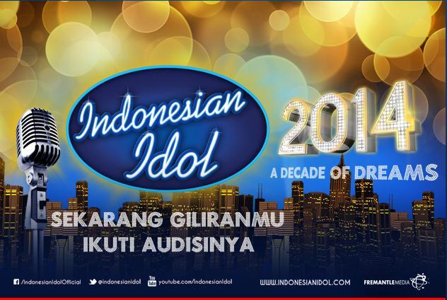 Indonesian Idol 2014 RCTI