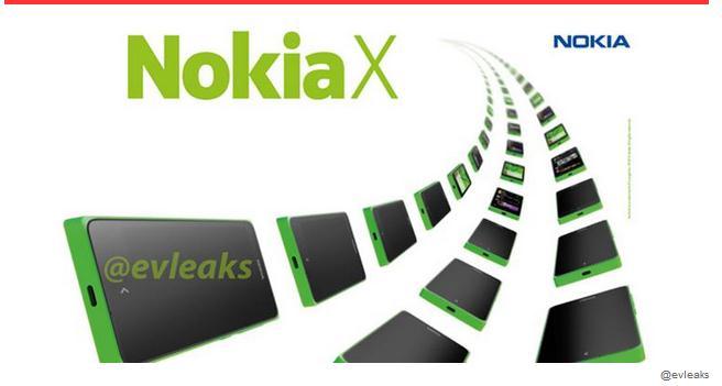 Nokia X Android 2014