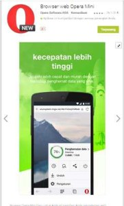 Download Opera Mini Versi Terbaru 2015