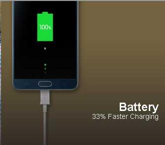Baterai Galaxy Note 5
