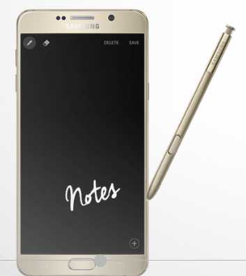 Samsung Galaxy Note 2015 S Pen