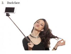 2 Selfie Duck Face