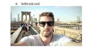 6 Selfi Cowok Cool