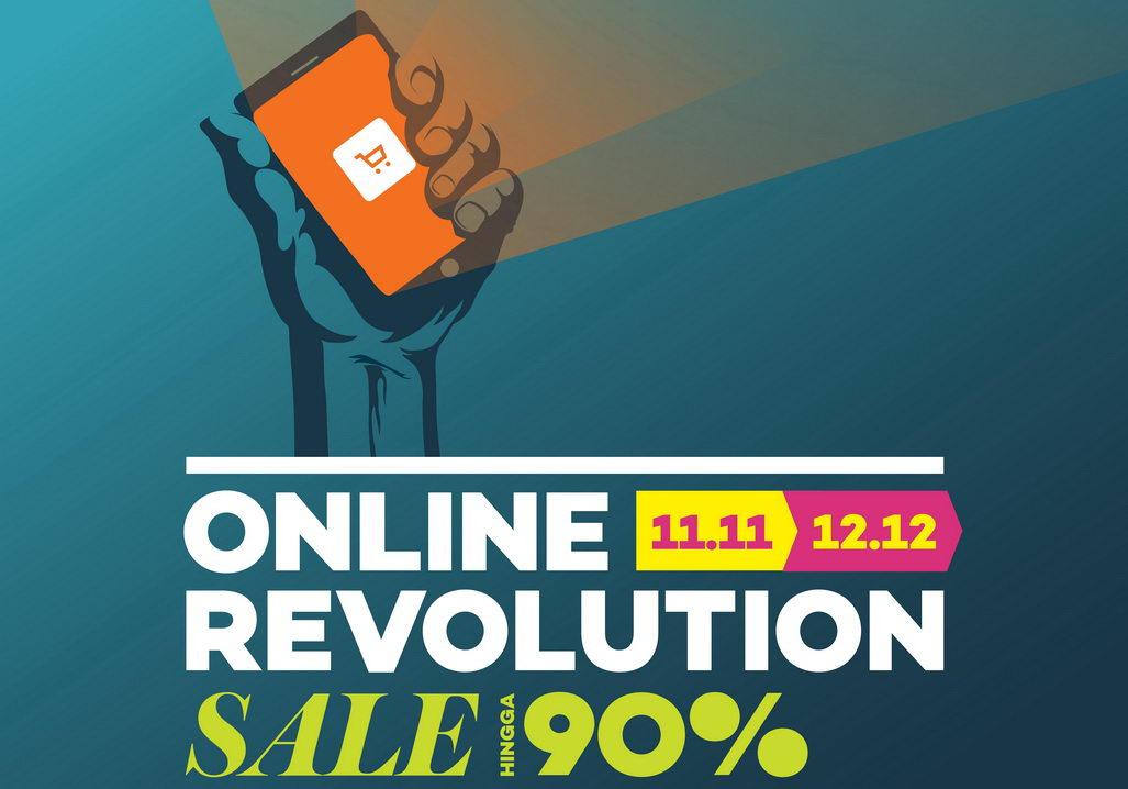 Lazada Online Revolution 2015