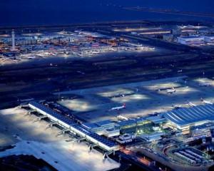 Kansai Internaitional Airport Jepang