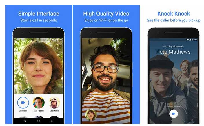 Aplikasi Video Call Duo Google