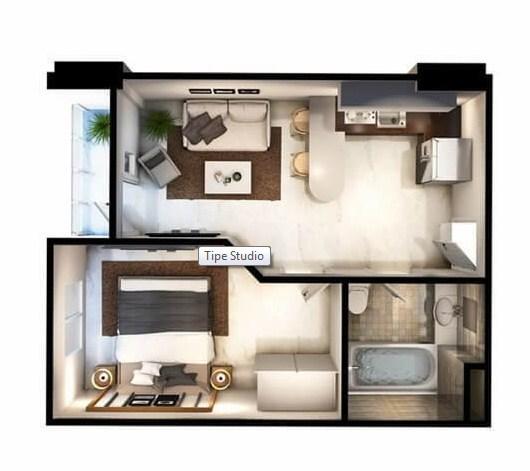 Promo Terbaru Apartemen VasantaInnopark