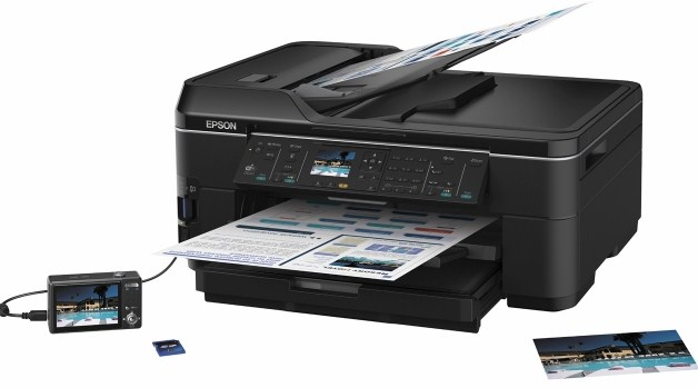 printer Epson Work WF-7511 Bhinneka