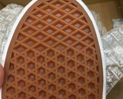 Kode Waffles Sepatu