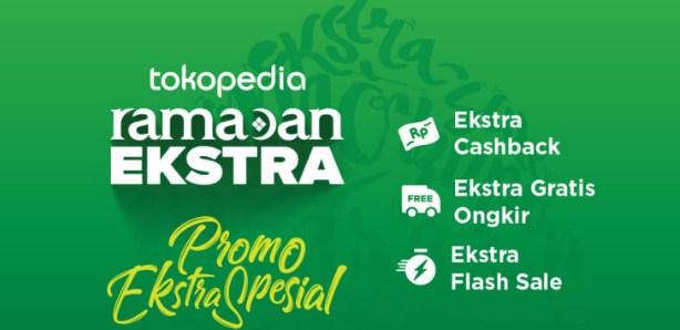Ramadhan Extra Tokopedia 2018