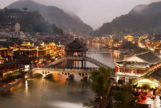 Travelling Ke China