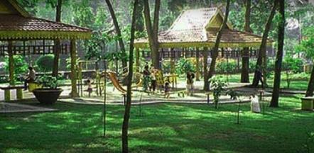 Taman Kota Diponerogo Pekanbaru