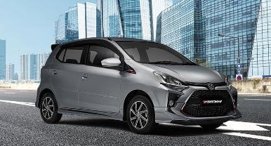 Mobil Toyota Bekas