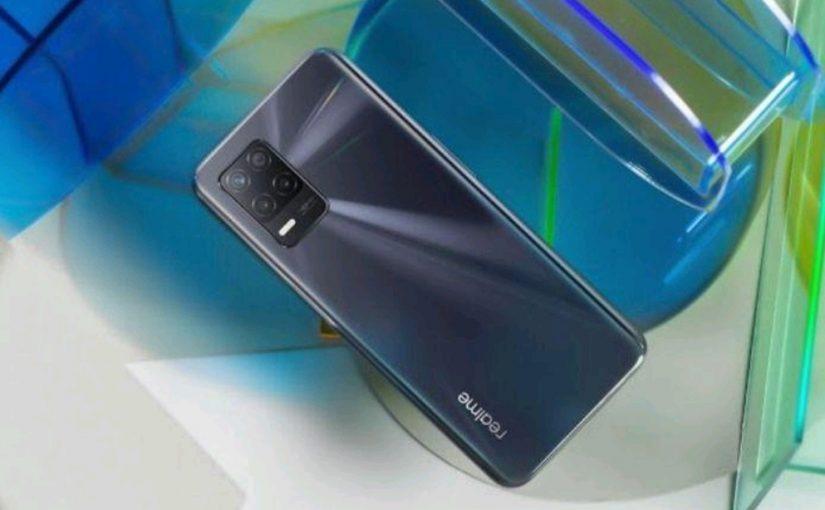 HP 5G Termurah di Indonesia, Berikut Spesifikasi Realme 8 5G